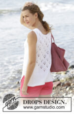 Sunny Day Top by DROPS Design