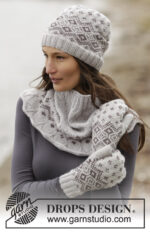 Winter Melody Set by DROPS Design