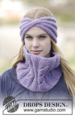 Warm Lavender by DROPS Design