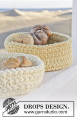 Summer Baskets by DROPS Design