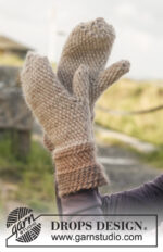 Dublin Gloves by DROPS Design