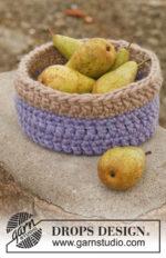 Autumn Fruit by DROPS Design