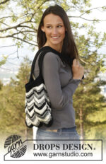 Salt and Pepper Bag by DROPS Design
