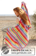 Rainbows End by DROPS Design
