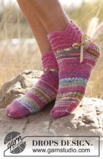 Sweet Feet by DROPS Design