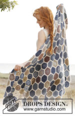 Mosaic Fantasy by DROPS Design