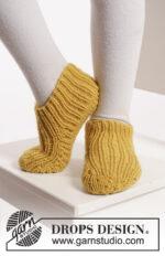 Bernie's Socks by DROPS Design