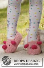 Miss Piggy by DROPS Design