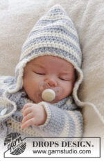 Baby Blues Hat by DROPS Design
