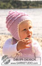 Sweet Little Cupcake Hat by DROPS Design