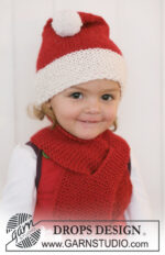 Little Miss Claus by DROPS Design