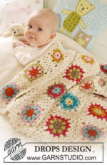 Granny's Little Girl by DROPS Design
