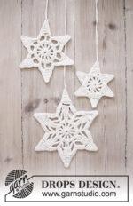 Wishing Stars by DROPS Design