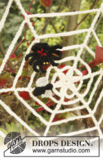 Black Widow by DROPS Design
