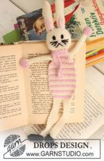 Bella, the Book Bunny by DROPS Design