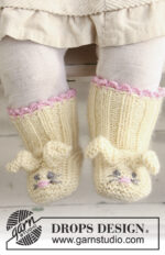 Bunny Toes by DROPS Design
